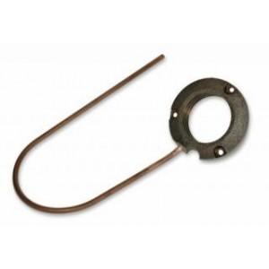 bague et tuyau de cuivre ARB