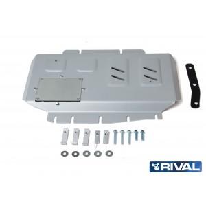 Renault Alaskan Blindage moteur avant  RIVAL en aluminium 6mm  2333.4165.26