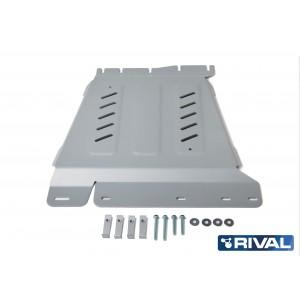 Navara D23 et D40 2005+ Blindage boite de vitesse 6mm RIVAL 2333.4166.2.6