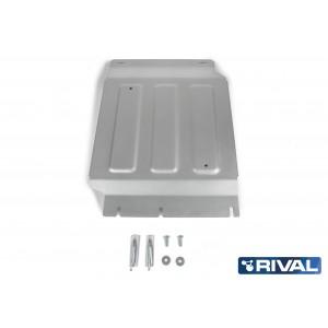 Mercedes Classe X 2.3L Blindage boite de transfert 6mm RIVAL  2333.3943.1.6