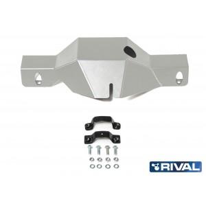 Navara D23 (EURO6) Blindage différentiel arrière 6mm RIVAL 2333.4174.1.6