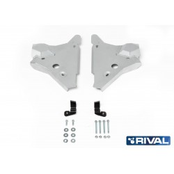 Navara D23 (incl EURO6) protections triangles susp. 6mm RIVAL 2333.4175.1.6