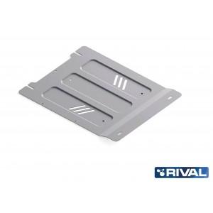 Blindage boite de vitesse  aluminium 6mm RIVAL  Fiat Fullback 2333.4047.1.6
