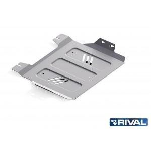 Fullback Blindage boite de transfert 6mm RIVAL 2333.4048.1.6