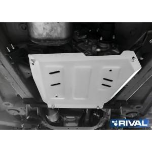 Jimny 2018+ Blindage RIVAL boite transfert 6mm 2333.5526.1.6