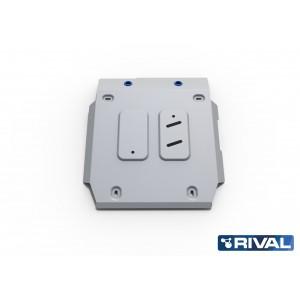 Jimny 2018+ Blindage RIVAL boite vitesse 6mm 2333.5525.1.6