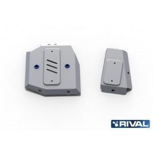 Jimny 2018+ Blindage RIVAL réservoir 6mm 2333.5524.1.6
