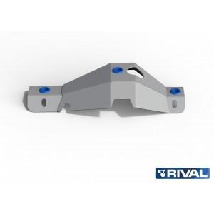 Jimny 2018+ Blindage RIVAL différentiel arrière 6mm 2333.5523.1.6