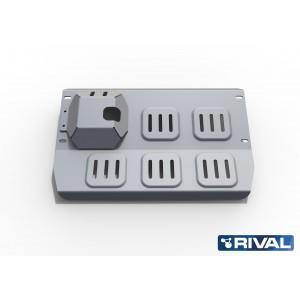Jimny 2018+ Blindage RIVAL différentiel avant 6mm 2333.5528.1.6