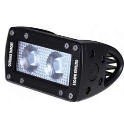Barre de leds Flood Beam 2 Leds outback import  LED2-F2