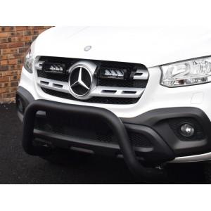 Kit intégration barres de leds LAZER pour calandre Mercedes Classe X