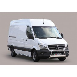Médium Bar inox Mercedes Sprinter