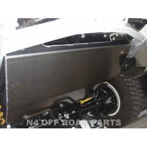 Toyota HDJ80 Blindage reservoir additionnel N4 BLRE27B