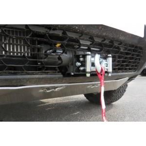 Platine N4 de fixation treuil pour Dacia Duster II et III  N4-KMT003