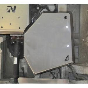 Blindage réservoir Adblue en alu 5mm pour Mercedes Vito / Viano   BLRE53D