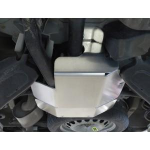 Mercedes Vito Viano Blindage pont arrière 6mm BLDV58B