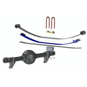 Kit lames de renfort arriere Volkswagen Crafter 2006-2018