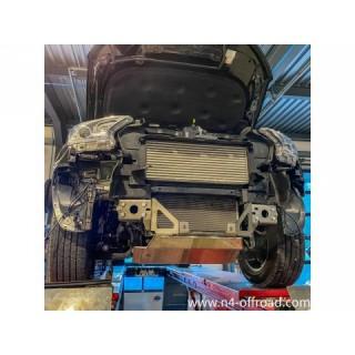 Ford Ranger platine treuil N4 2019+ KMT032