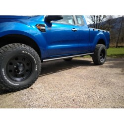 protections tubulaires Ford Ranger 2012+