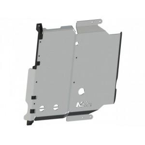Blindage boîte Vitesse- tranfert 8mm Wrangler JL V6 5p
