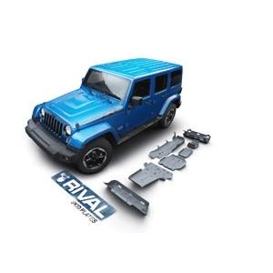 Blindages Jeep Wrangler JK CRD 2007-2018