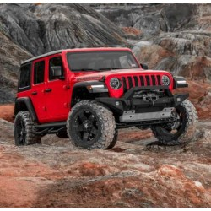 Blindages Jeep Wrangler JL 2018+