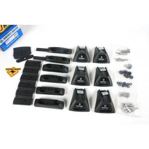 Kit de pieds Rhino Rack pr HDJ100
