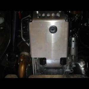 Jeep JK Blindage Carter huile moteur BVA 4 rapports