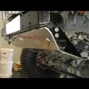 Jeep JK Blindage avant