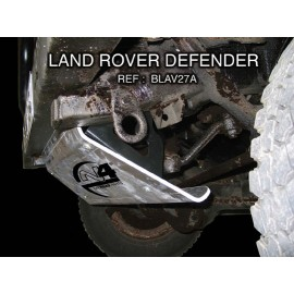 Land Rover Defender Blindage avant