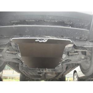Land Rover Discovery 4 Range Rover sport Blindage avant STREET
