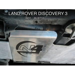 Land Rover Discovery 4 Range Rover Blindage Boite de vitesse