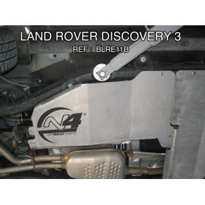 Land Rover Discovery 4 Range Rover Blindage reservoir