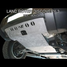 Land Rover Discovery III Blindage avant