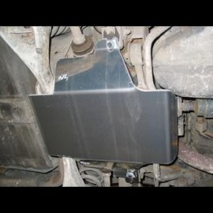 Mitsubishi Pajero IV V8/V9 Blindage Nez de pont AR
