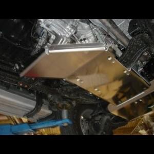 Mitsubishi L200 2006 Triton Blindage Boite de transfert + boite de vitesse