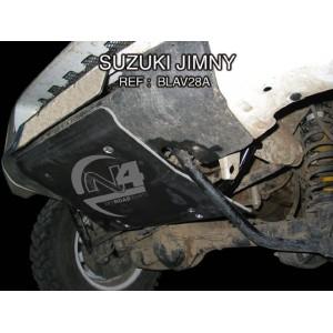 Suzuki Jimmy avt 2018 Blindage avant