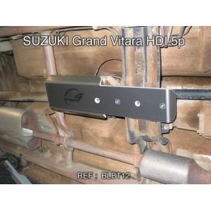 Suzuki Grand Vitara HDI avant sept 2005 Blindage Boite de transfert