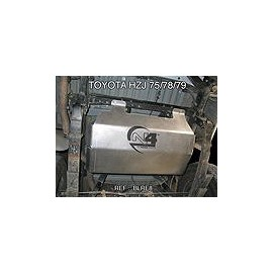 Toyota HZJ75 78 79 Blindage reservoir 90l
