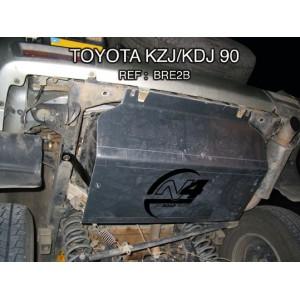 Toyota KZJ90 Blndage reservoir