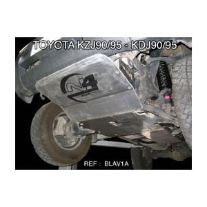 Toyota KZJ95  KDJ95 Blindage avant