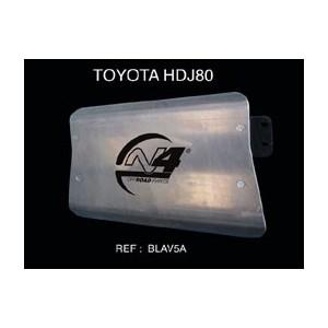 Toyota HDJ80  HZJ80 Blindage avant