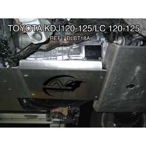 Toyota KDJ120 125 Blindage Boite de vitesse