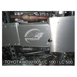 Toyota HDJ100 Blindage Boite de vitesse