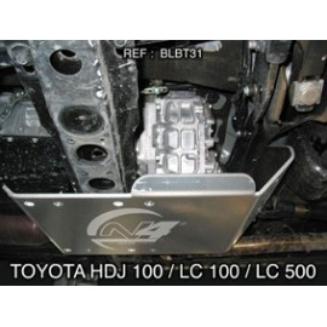 Toyota HDJ100 Blindage Boite de transfert