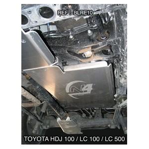 Toyota HDJ100 Blindage reservoir