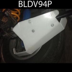 Toyota HDJ100 Protection amortisseurs