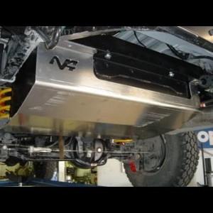 Toyota HZJ105 Blindage reservoir suppl  LRA 160L