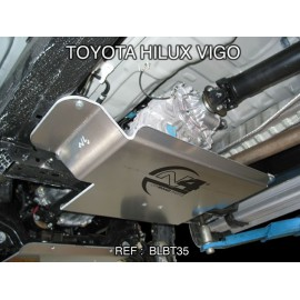 Toyota Vigo Blindage Boite de transfert