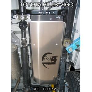 Toyota Vigo Blindage reservoir